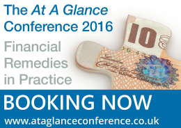 advert for the At A Glance Conference 2016